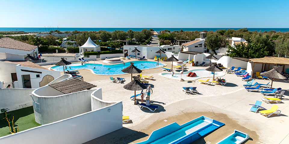 Camping  Et  toiles Languedoc Roussillon  Hrault  Vagues Ocanes