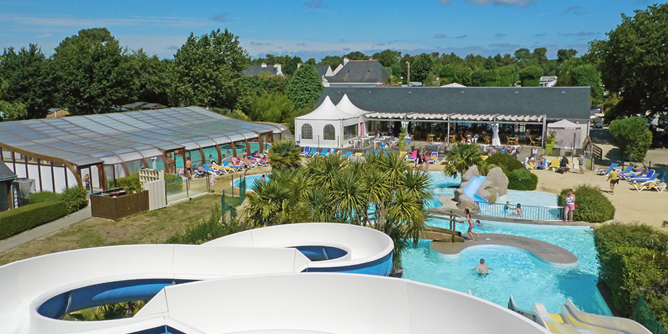 Camping carnac location mobil home carnac bord de mer for Camping a carcassonne avec piscine