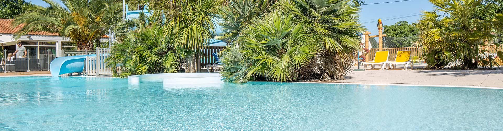 Campsite ile oleron rental mobile home ile oleron le for Club piscine st hubert