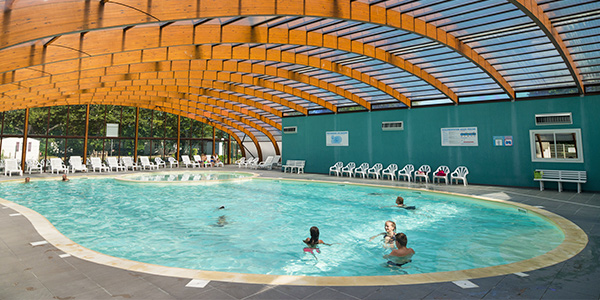 Camping carnac 4 toiles avec piscine le rosnual - Camping carnac avec piscine couverte ...
