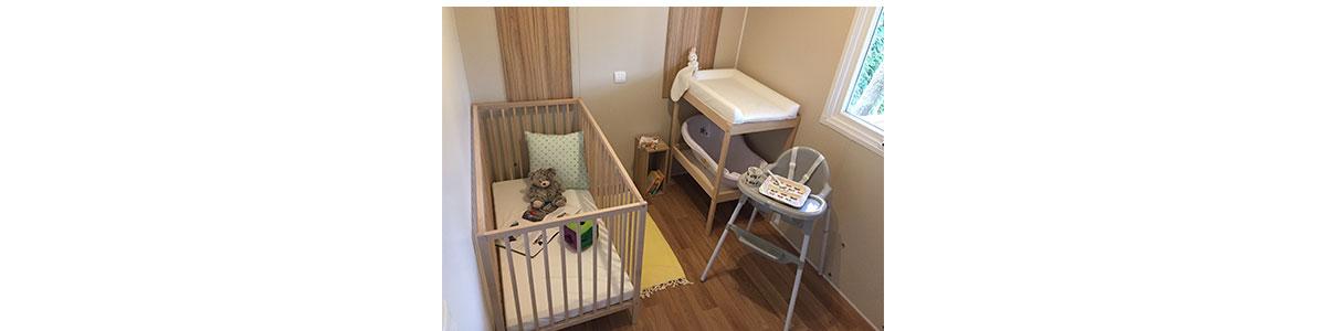 Kit bébé et locations spéciales famille avec enfant