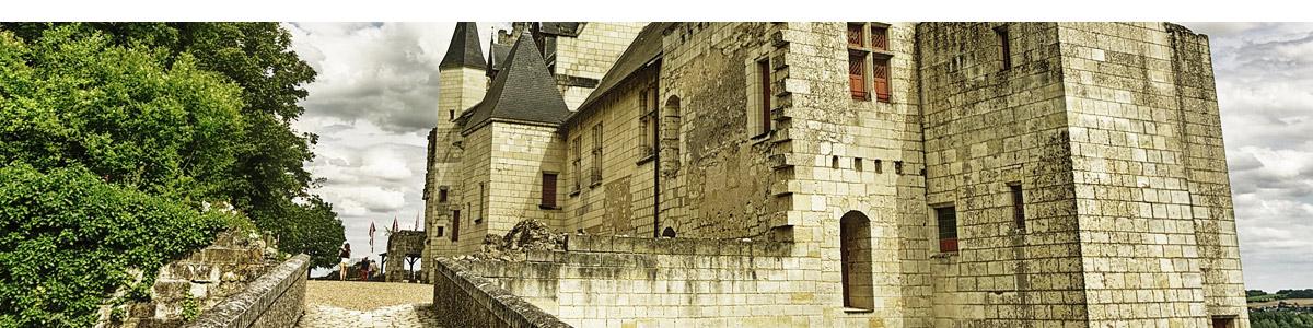 Les châteaux de la Loire : d'anciennes cités médiévales
