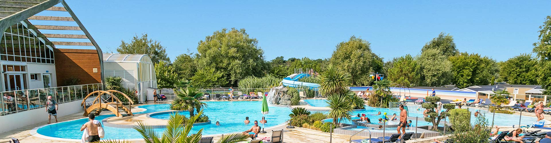 Camping 5 toiles ile d 39 ol ron camping saint georges d - Camping la rochelle piscine ...