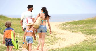 Vacances en famille à La Tranche-sur-Mer : Planning d'une journée