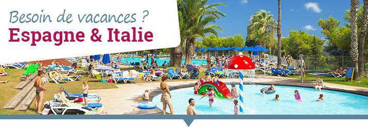 150 euros offerts pour vos vacances en Espagne et Italie