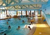 Camping avec piscine couverte et chauff e camping avec for Camping loire atlantique avec piscine couverte