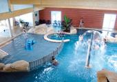 camping avec piscine couverte et chauff e camping avec
